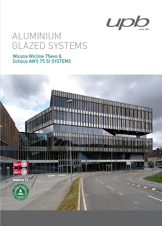 Aluminium glazed systems