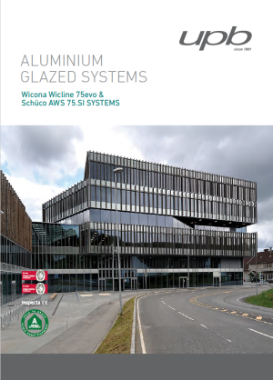 Aluminium glazed systems
